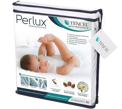 Picture of Perlux Tencel Crib Protector